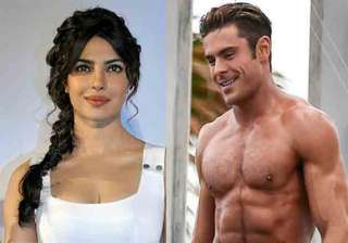 Priyanka Chopra, Zac Efron - India TV