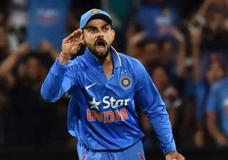 'No regrets': Virat Kohli on war of words...