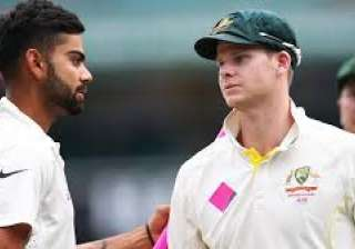 Not sure if Virat Kohli was hinting at me: Steve...