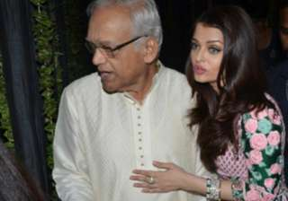 Aishwarya Rai Bachchan's dad Krishna Raj death - India TV