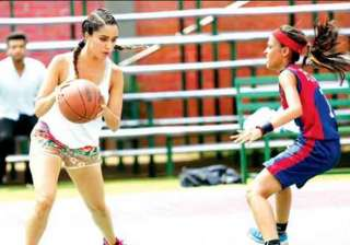 Shraddha Kapoor stuns as basketball player in the...