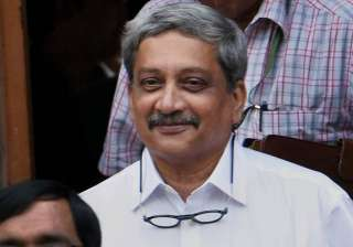 Parrikar calls for adoption of anti-terror...