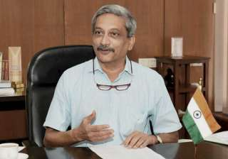 Manohar Parrikar proved his majority in Goa...