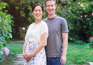 Facebook Founder, Mark Zuckerberg expecting...