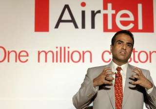 Bharti Airtel Chairman Sunil Mittal - India TV