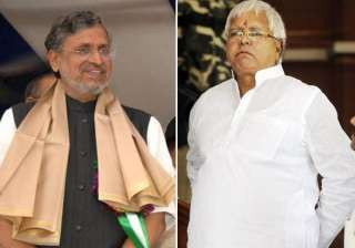 UP Election Results: Sushil Modi tries to mock...
