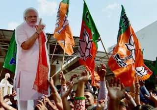 BJP won 312 of 403 seats in UP Assembly - India TV