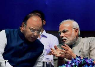 Modi, Jaitley flaunt GDP data; economists look...