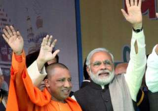 Narendra Modi, Yogi Adityanath, Uttar Pradesh, UP - India TV
