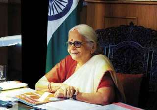 Mridula Sinha - India TV