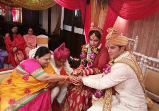 Navina Bole wedding - India TV