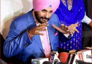 Navjot Singh Sidhu - India TV
