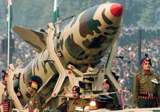 India could launch nuclear weapons on Pakistan as...