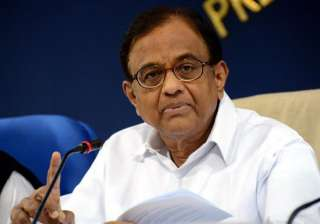 Chidambaram said BJP was 'stealing' elections in...