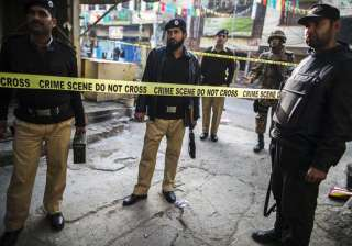 22 killed, 50 injured in blast in northwest...