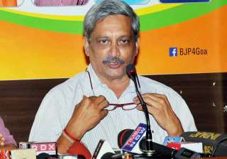 Manohar Parrikar will take oath as Goa CM...