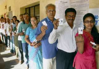 Live: Polling underway for 49 seats in UP, 38...