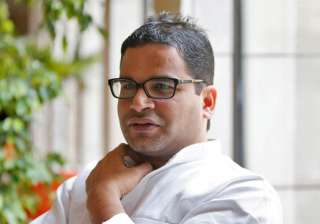 Prashant Kishor could be roped by the Congress...