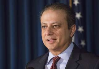 Preet Bharara is among 46 US attorneys asked to...