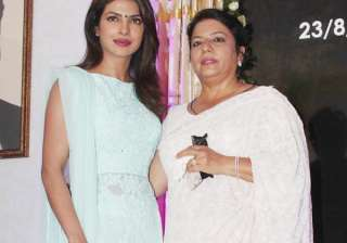 Priyanka Chopra and Madhu Chopra - India TV