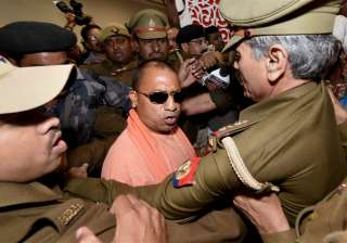 Yogi Adityanath will be sworn in as UP CM today -...