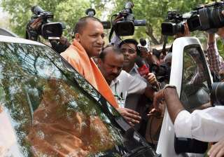 Yogi Adityanath clears 20-acre plot for Ramayana...