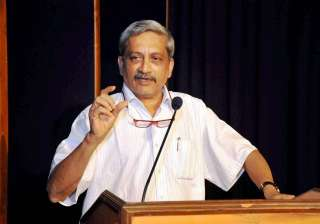 Goa BJP MLAs want Defence Minister Manohar...