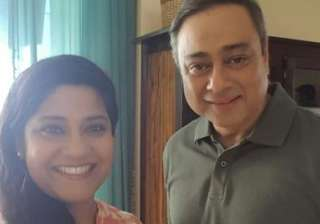 Renuka Shahane and Sachin Khedekar After 20 Years...