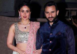 Kareena Kapoor Khan and Saif Ali Khan - India TV
