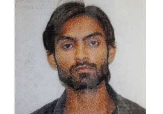 File photo of Saifullah, ISIS suspected terrorist...