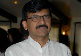 File pic of Shiv Sena MP Sanjay Raut - India TV