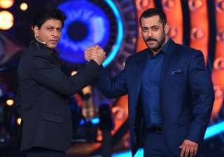 Shah Rukh Khan, Salman Khan- India Tv - India TV