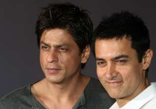Shah Rukh Khan and Aamir Khan film