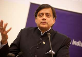 Shashi Tharoor - India TV