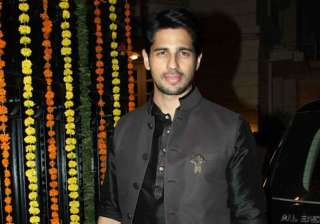 Sidharth Malhotra - India TV