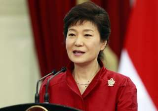 South Korean President Park Geun-hye - India TV