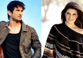 Sushant Singh Rajput and Jacqueline Fernandez to...