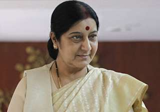 Sushma Swaraj - India TV