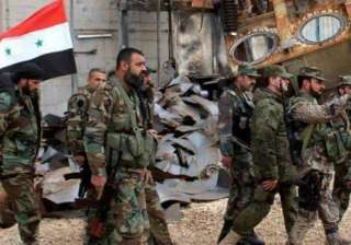 Syrian Army takes full control of major IS...
