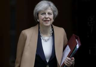 UK PM Theresa May to trigger Brexit on March 29...