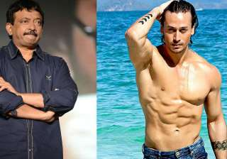 Tiger Shroff, Jackie Shroff, RGV - India TV