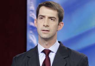 Republican Senator Tom Cotton - India TV