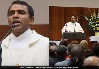 Indian-Origin Priest Stabbed In Melbourne Church - India TV