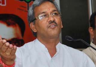 Trivendra Rawat, RSS Pracharaks, Uttrakhand, CM - India TV