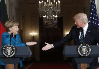 US must be paid more to defend Germany, Trump...