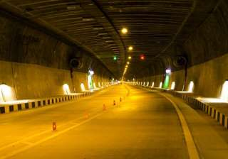 Why Asia's longest bi-direction road tunnel...