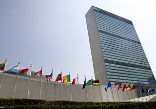 United Nations Building - India TV