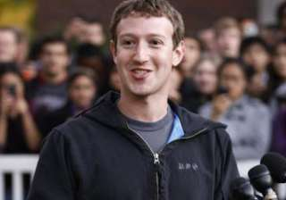 Zuckerberg's remark is an apparent dig at...