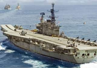 Retiring today, INS Viraat's 57-year voyage comes...