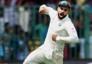 Virat Kohli rates Bengaluru Test win against...